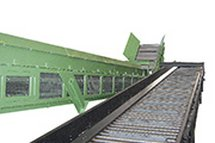 Steel or APRON belt conveyors