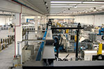Centralized chip handling system with the Govoni screw